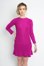 Load image into Gallery viewer, Fit and Flare Dress Pink