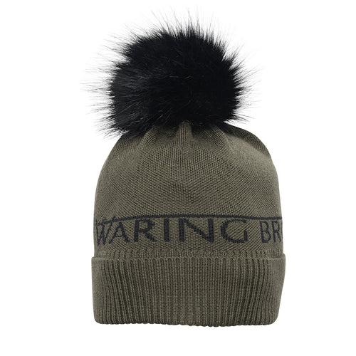 Signature Merino Bobble Hat