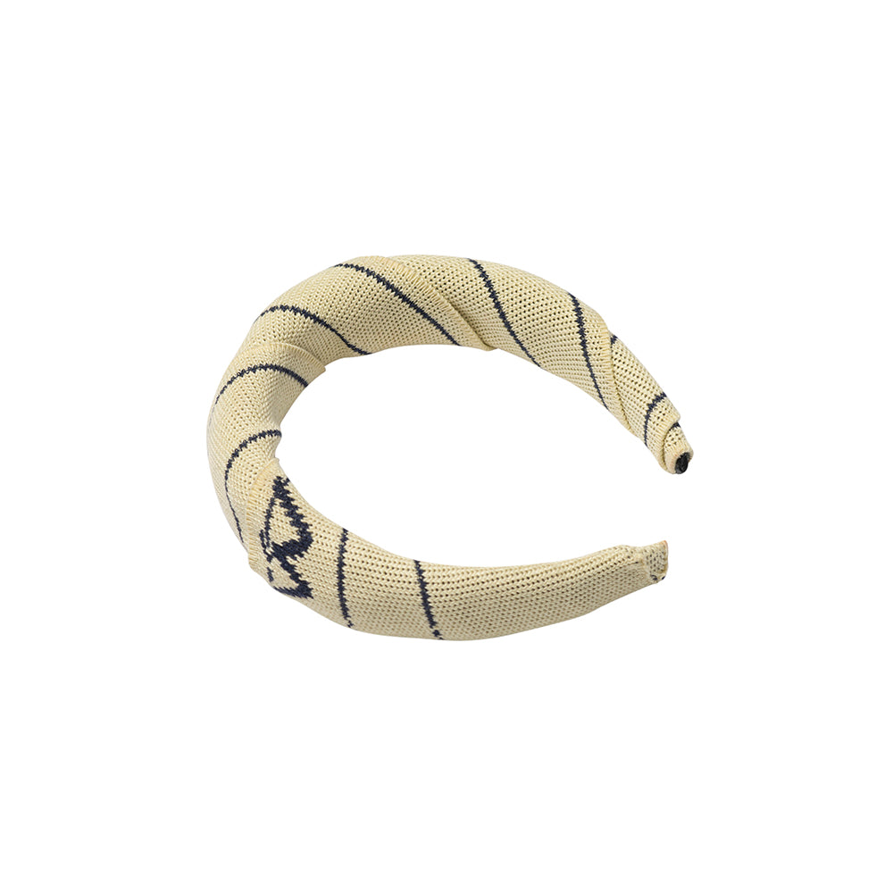 Padded Stripe Hairband