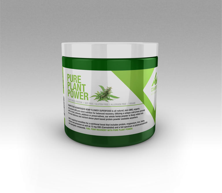 Hemp Flower Superfood 8oz (Case)
