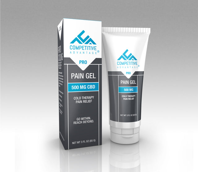 500mg Pain Gel (CASE)