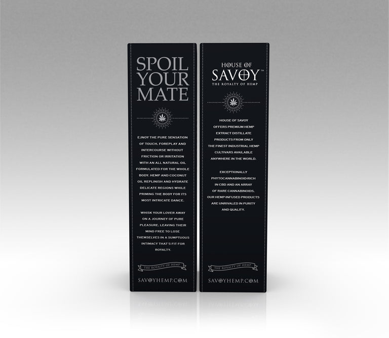 200mg The Royal Secret Intimate Body Oil (CASE)