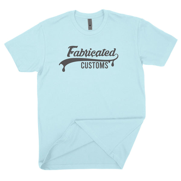 Fabricated Customs Drip Logo