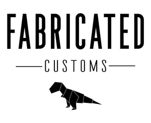 Fabricated Customs Logo
