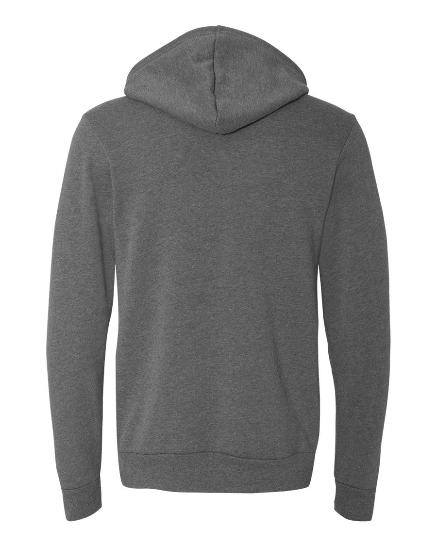 Portland Backpacks for Bellies - Charcoal Hooded Sweatshirt