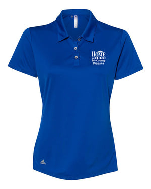 HomeWorks - Women's Adidas Polo