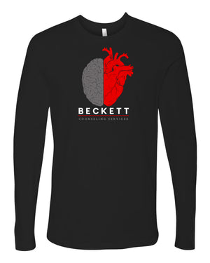 Beckett Counseling - Black Long Sleeve