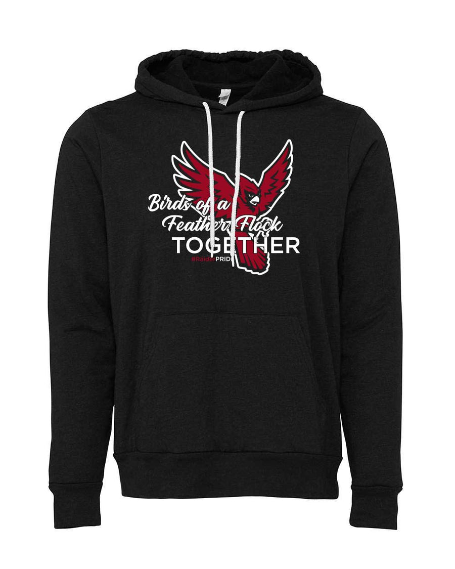 Portland High School - Birds of a Feather Hoodie