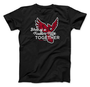 Portland High School - Birds of a Feather T-Shirt
