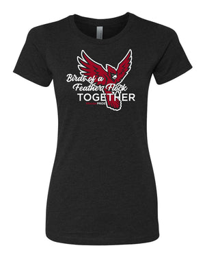 Portland High School - Birds of a Feather Women's T-Shirt