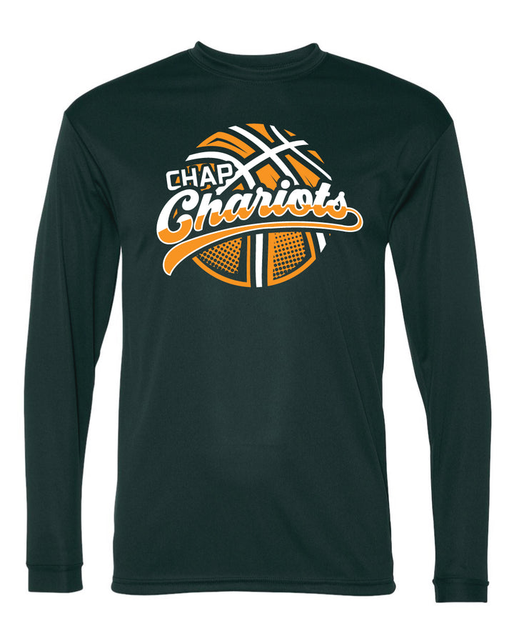 CHAP Vintage Chariots Unisex Long Sleeve T-Shirt
