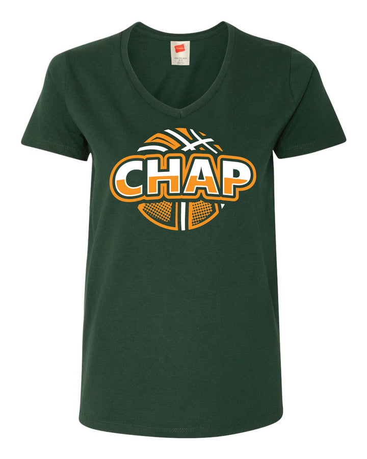 CHAP Vintage Women's V-Neck T-Shirt