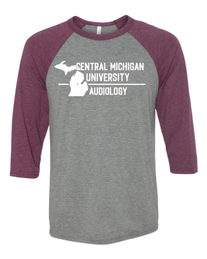 Central Michigan University Audiology - Unisex Long Sleeve T-Shirt