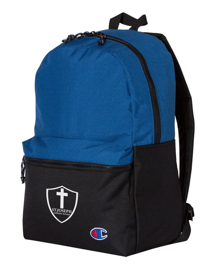 St. Joseph - Embroidered Backpack