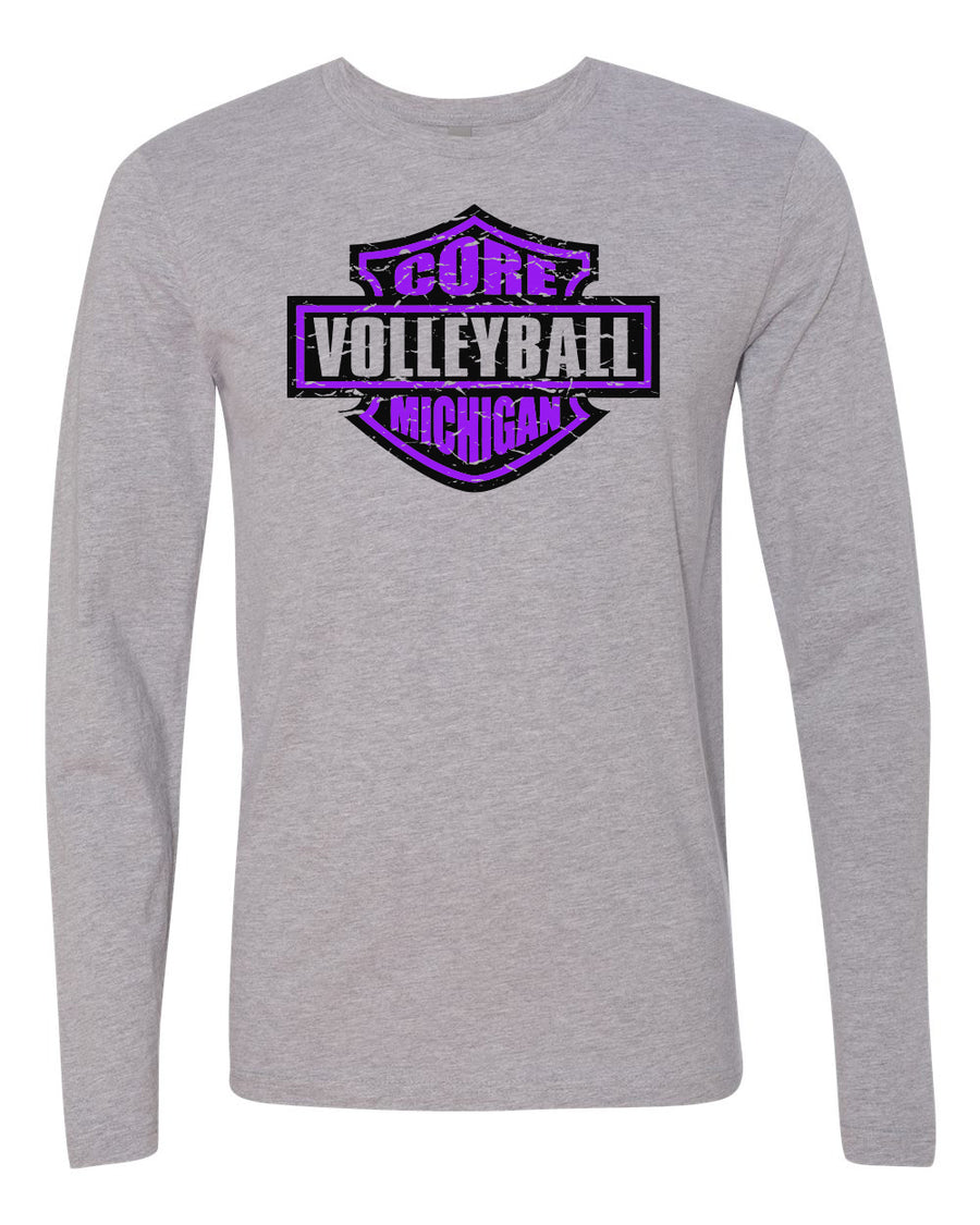 Core Volleyball - Long Sleeve