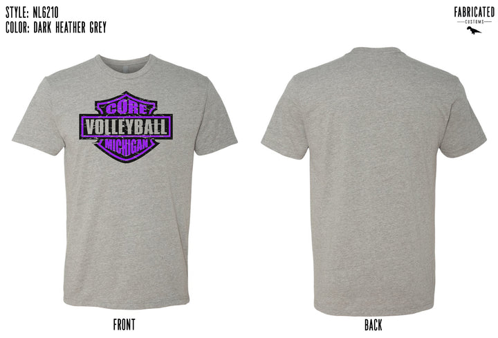 Core Volleyball - T-shirt