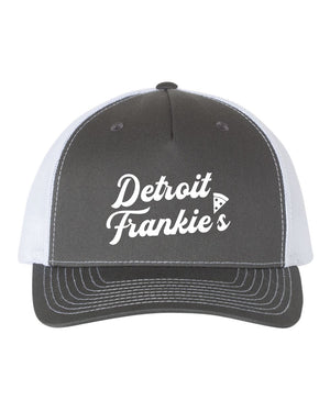 Detroit Frankie's Wood Fired Brick Oven - Embroidered Unisex Hat