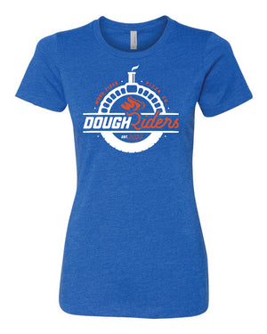 Dough Riders - Royal Women's Crew Neck T-Shirt