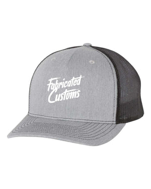 Fabricated Customs - Heather Gray Richardson Hat