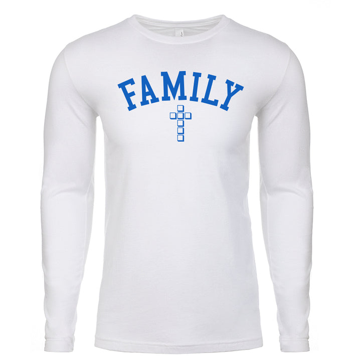 Our Savior Lutheran Family Long Sleeve