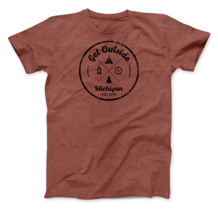 Get Outside - T-shirt
