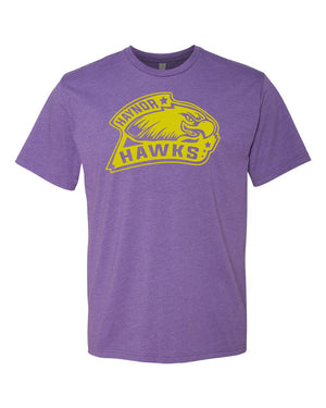 Haynor Hawks - Purple Rush T-Shirt