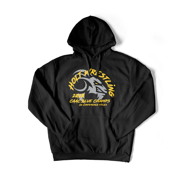Holt Wrestling - CAAC Champs Hoodie