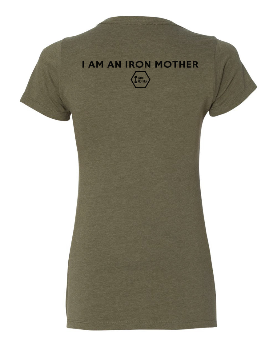 Iron Mother - Mom All Day Everyday Women's Crew TShirt