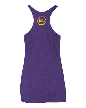Iron Mother - Mom Bod Racer Back Tank Top