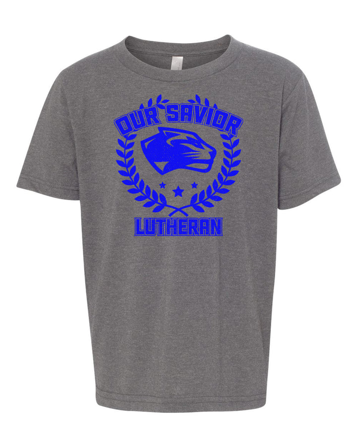 Our Savior Lutheran - Youth Laurel T-shirt