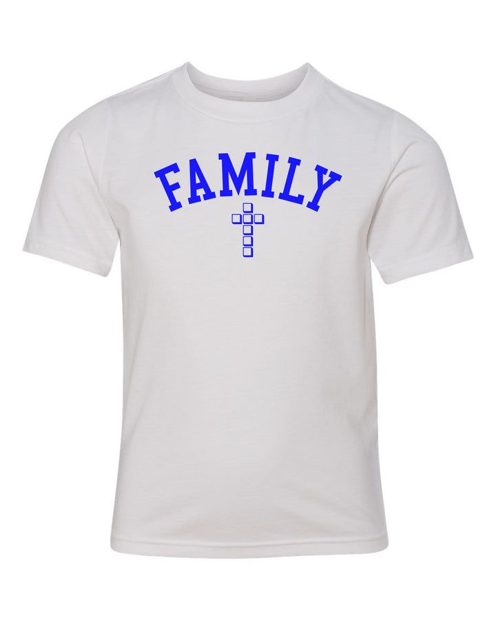 Our Savior Lutheran - Youth Family T-shirt