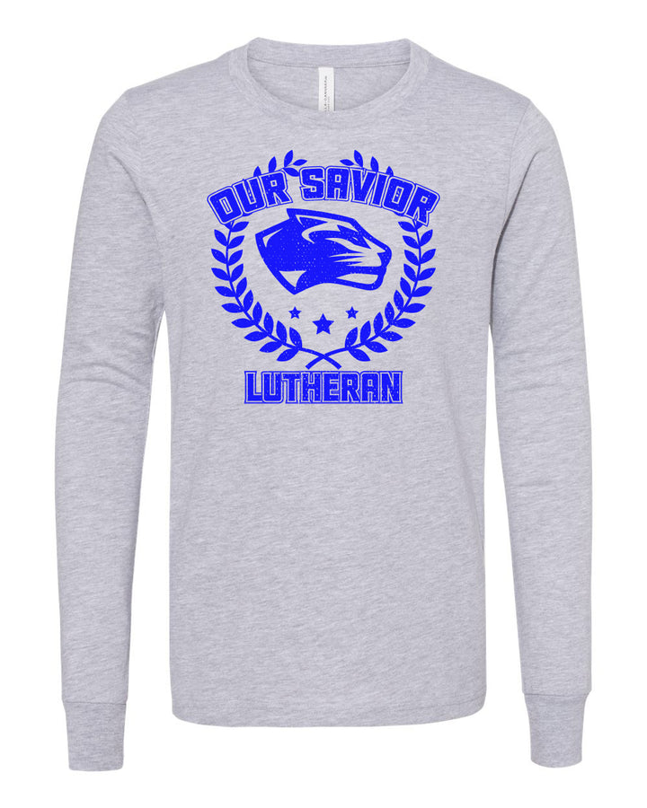Our Savior Lutheran - Youth Laurel Long Sleeve