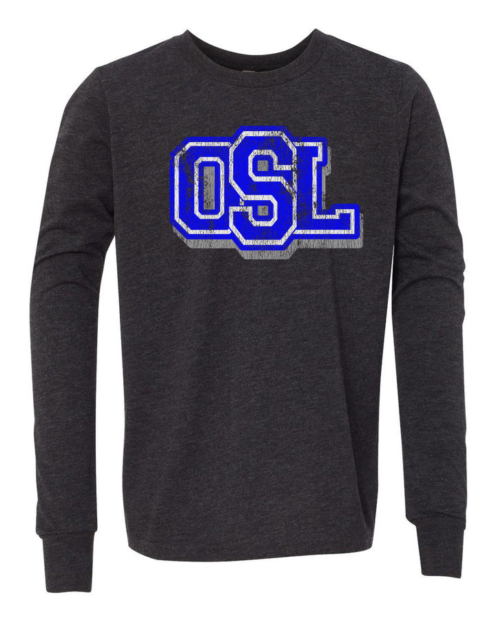 Our Savior Lutheran - OSL Youth Long Sleeve
