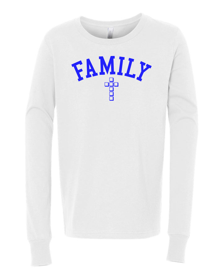 Our Savior Lutheran - Youth Family Long Sleeve