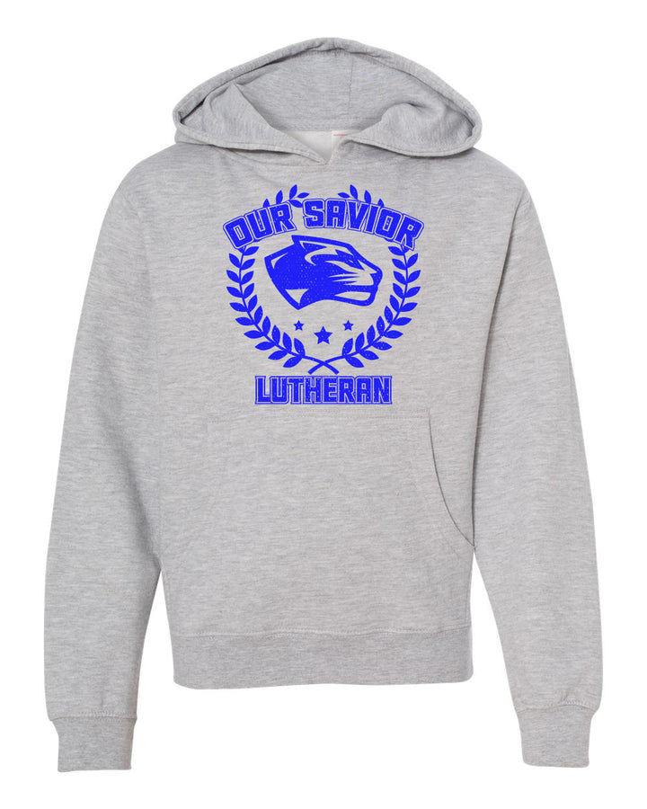 Our Savior Lutheran - Youth Laurel Hoodie