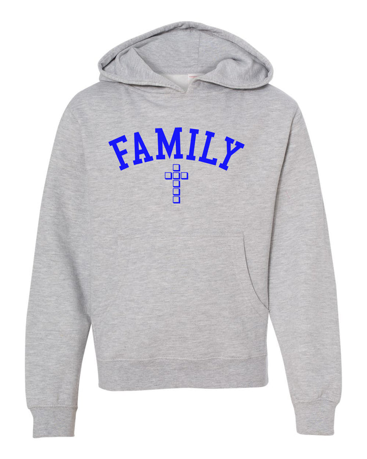 Our Savior Lutheran - Youth Family Hoodie