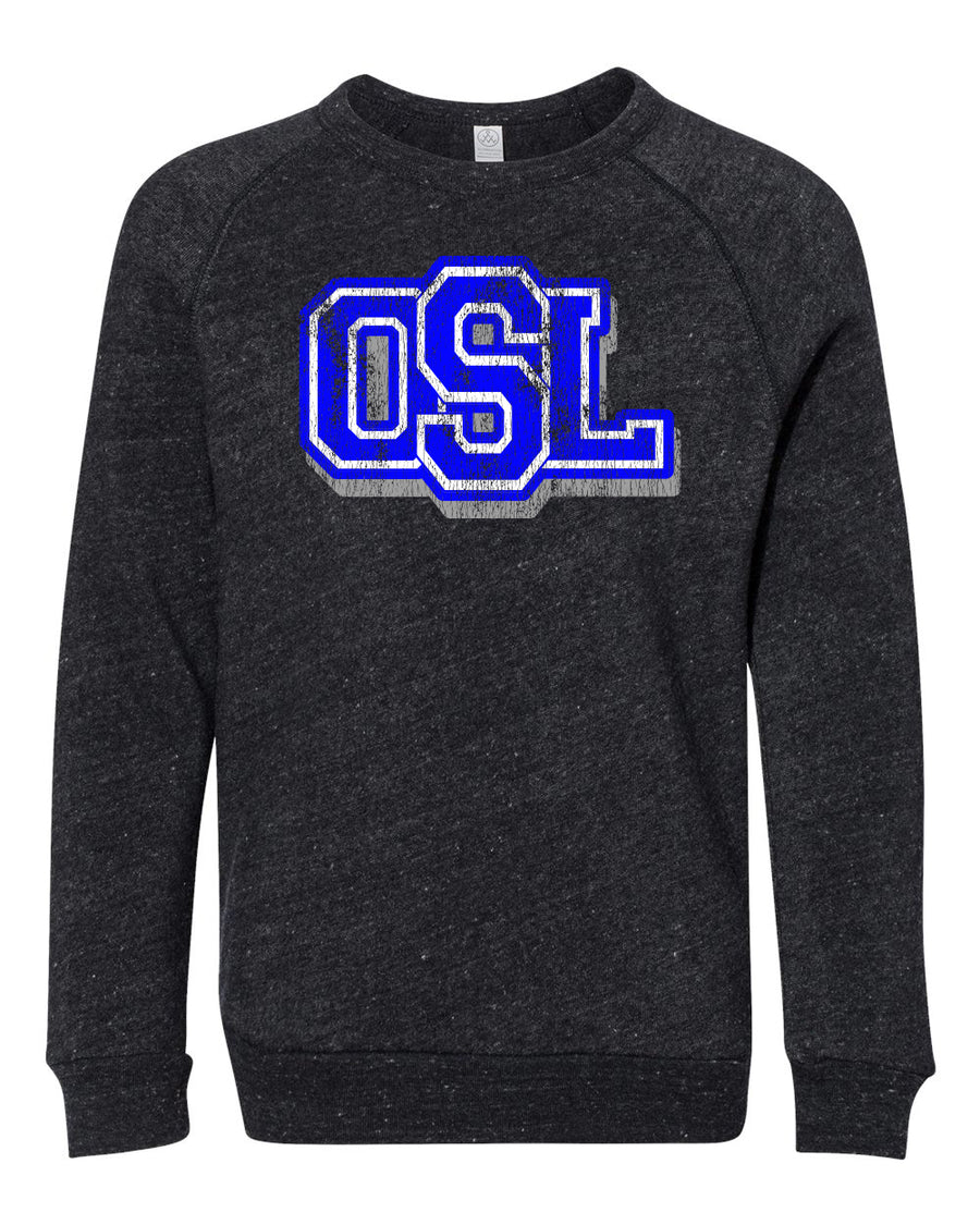Our Savior Lutheran - Youth OSL Crewneck Sweatshirt