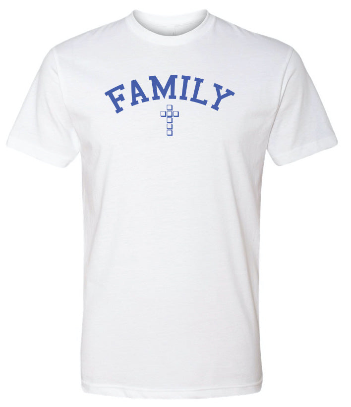 Our Savior Lutheran - Family T-shirt