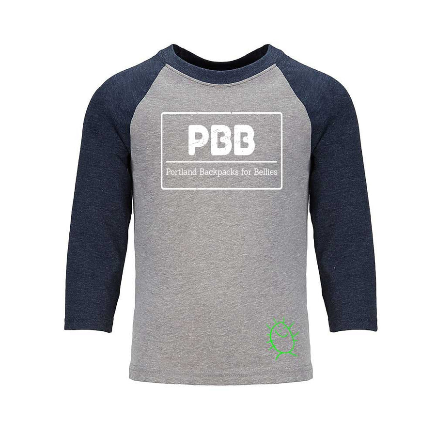Portland Backpacks for Bellies (PPB) - Baseball Shirt