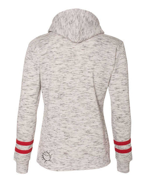 Portland Backpacks for Bellies - Women's Hooded Sweatshirt