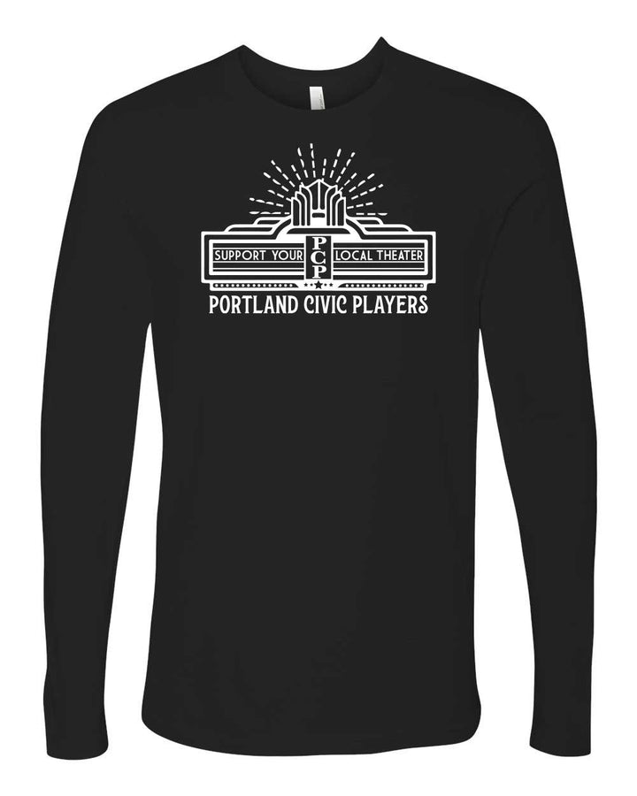 Portland Civic Players - Long Sleeve