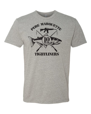 Pere Marquette Tightliners - T-shirt