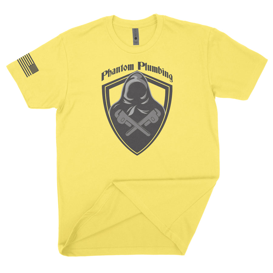 Phantom Plumbing - T-shirt