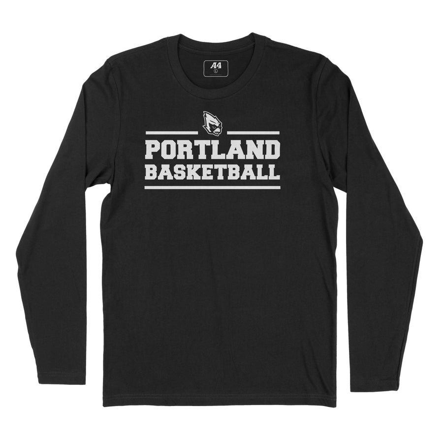 Portland Raiders Basketball - LeDu