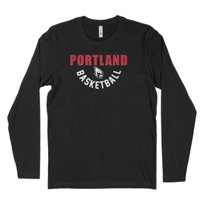 Raiders Basketball - Long Sleeve