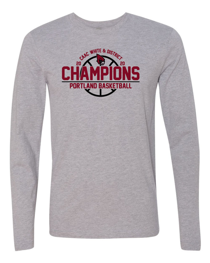 Portland Basketball Long Sleeve