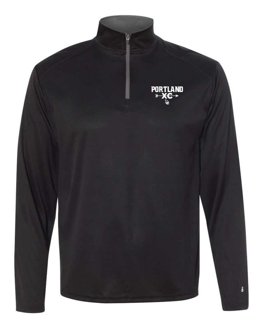 Portland Cross Country - Men's Quarter Zip