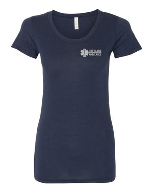 Portland Ambulance - Women's TShirt
