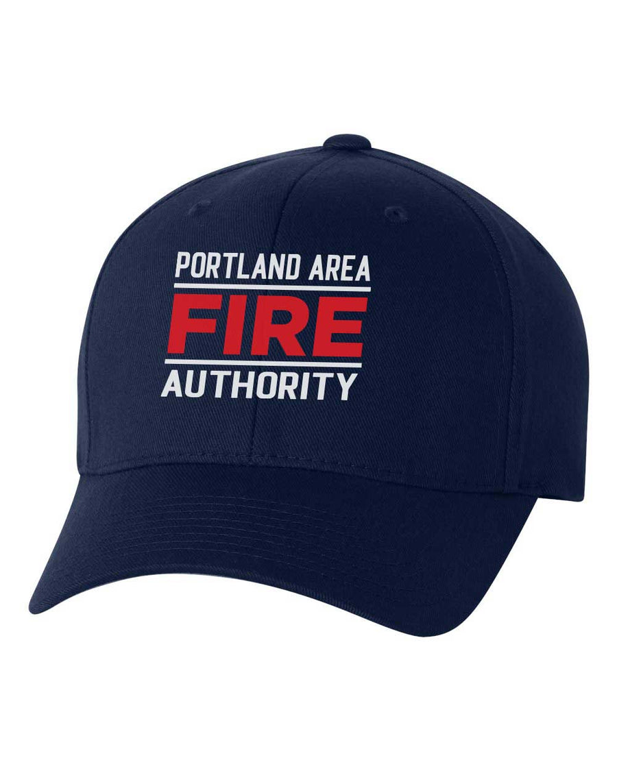 Portland Fire Department - Flexfit Fitted Hat
