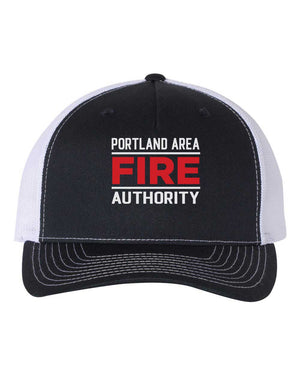 Portland Fire Department - Snapback Trucker Hat